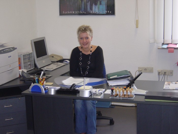 Frau Schnell
